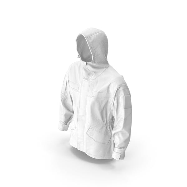 Thumbnail for Hunting Jacket White