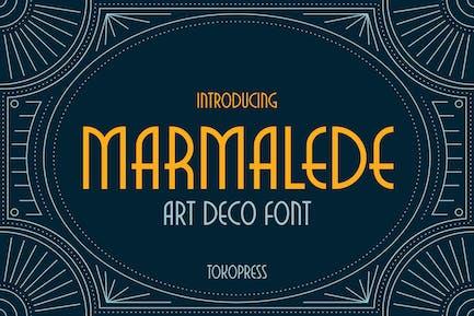 Marmalede - Fuente clásica