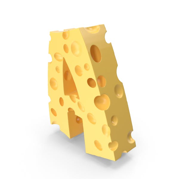 Cheese Symbol A