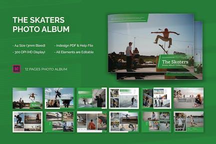 The Skaters - Photo Album