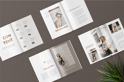 Kimme - Fashion Magazine Template
