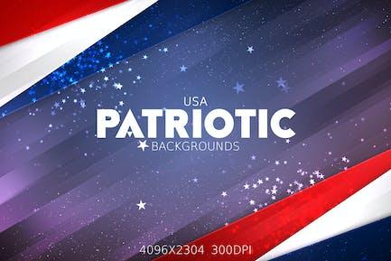 USA Patriotic Backgrounds