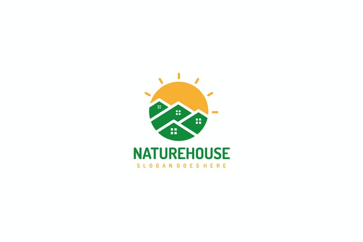 Cover Image For Nature House Logo