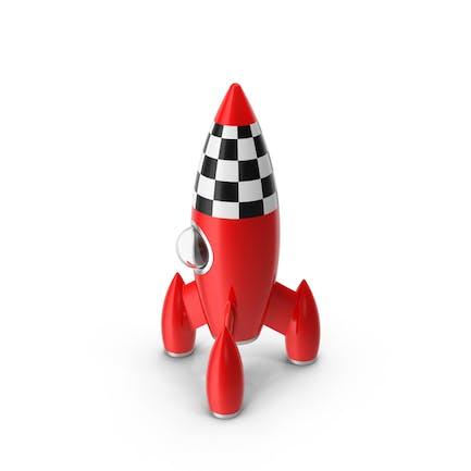Rakete Spielzeug