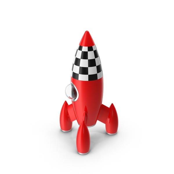Cover Image for Rocket Toy