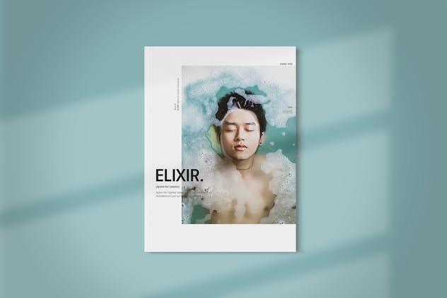 Magazine Template   Elixir
