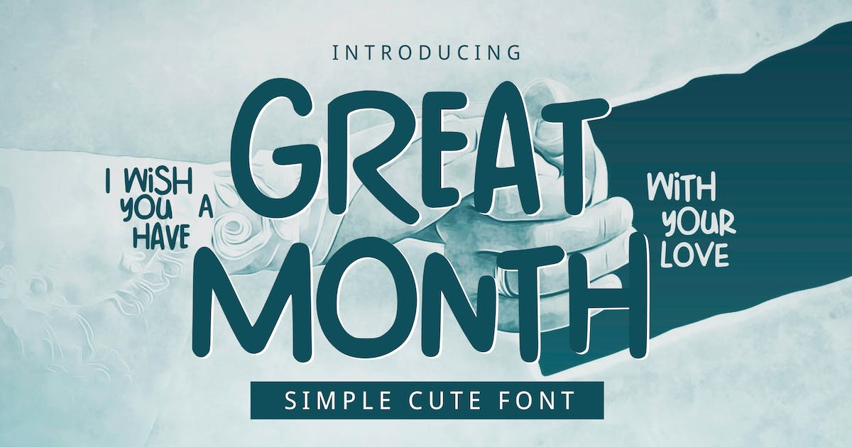 Download Great Month Font by yandidesigns