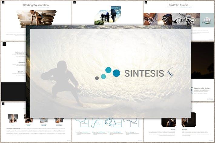 Thumbnail for SINTESIS Powerpoint