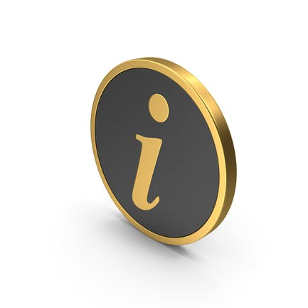Gold Icon Info