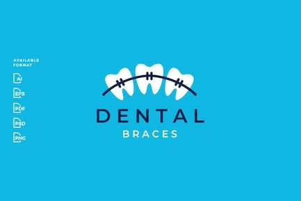 Dental Braces Logo