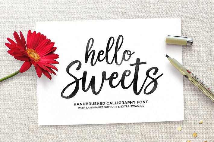 Thumbnail for Hello Sweets Script