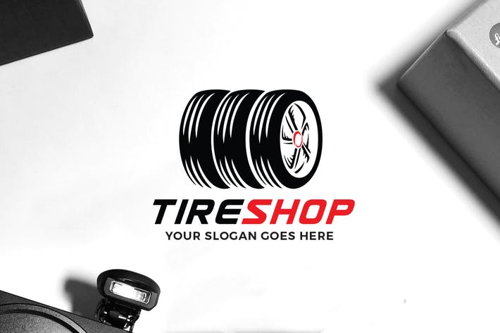 Thumbnail for Tireshop Logo