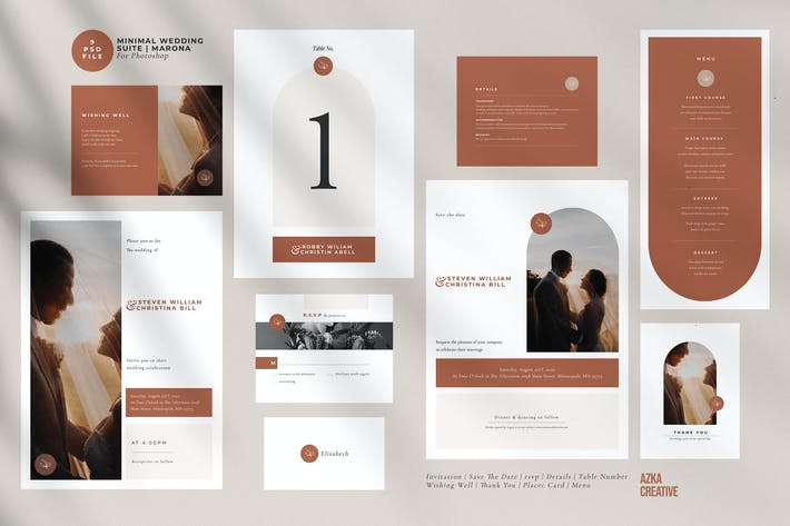Thumbnail for Suite Mariage Minimale | Marona