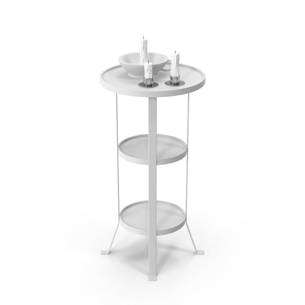 Cover Image for End Table