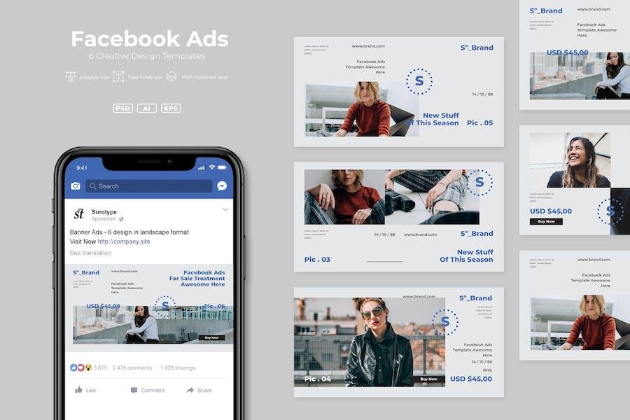 SRTP - Facebook Ads. v16