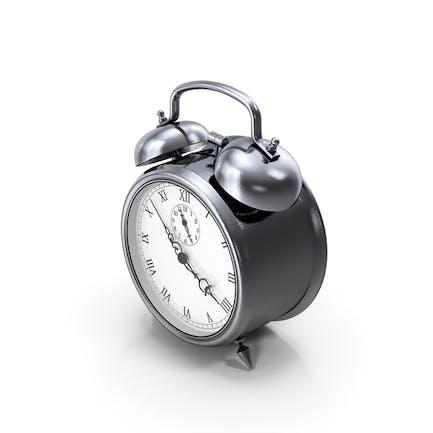Alarm Clock Silver