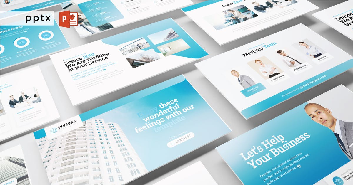 Download HOMYRA - Powerpoint V521 by Shafura