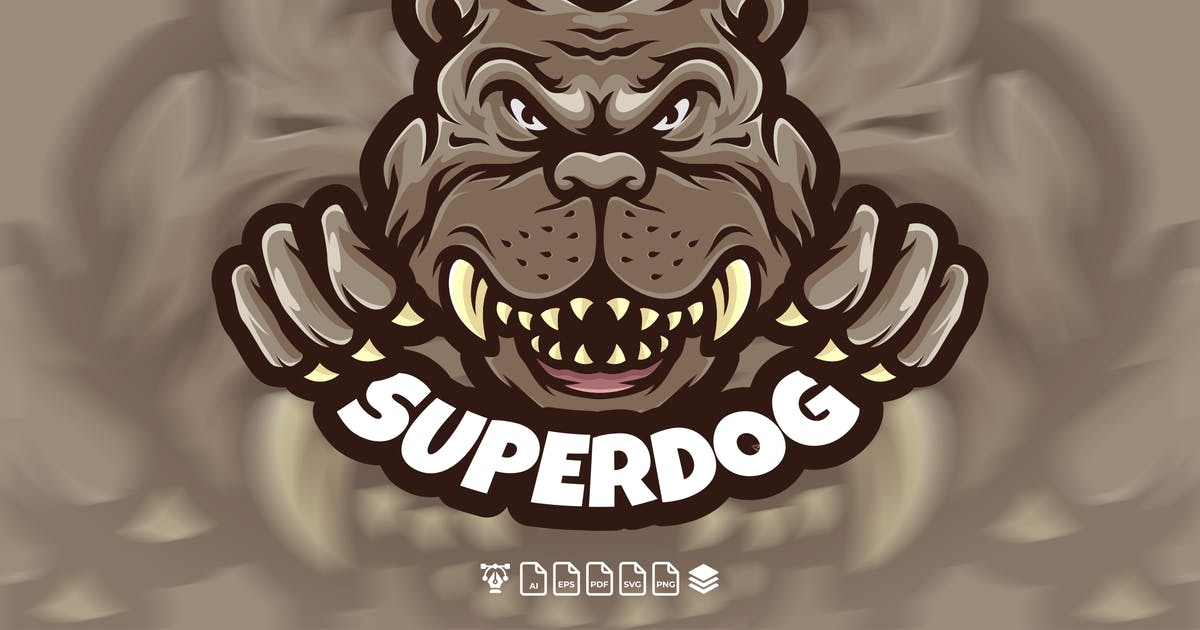 Download HEAD DOG LOGO by Holismjd