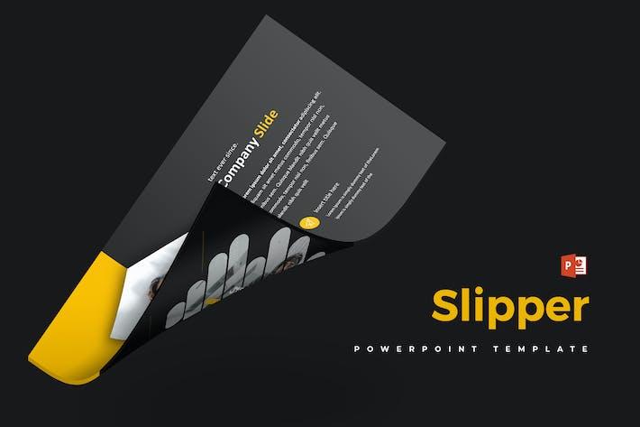 Thumbnail for Slipper - Powerpoint Template