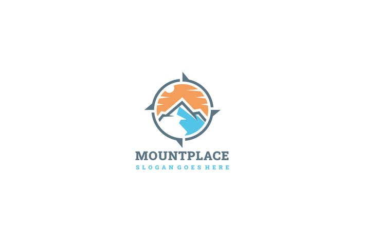 Mountain Places Logo
