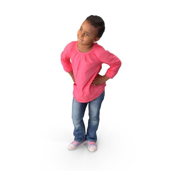 Kid Posed