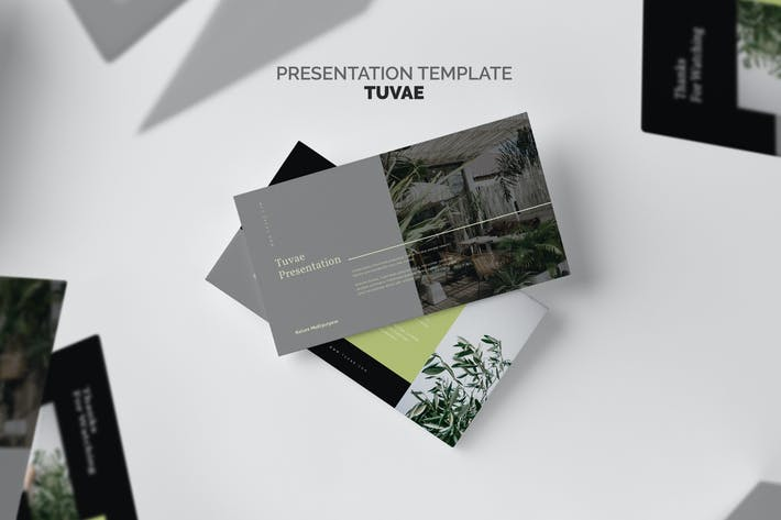 Thumbnail for Tuvae : Eco Friendly  & Green Business Keynote