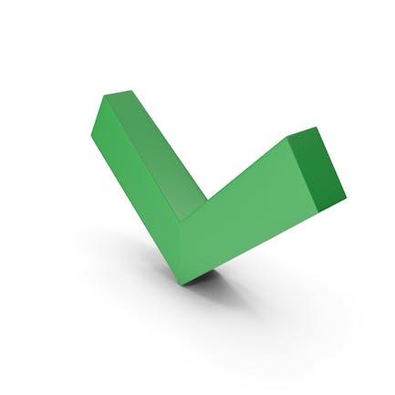Flechas Verde