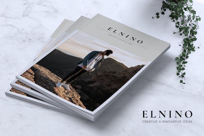 Thumbnail for ELNINO Minimal Magazin