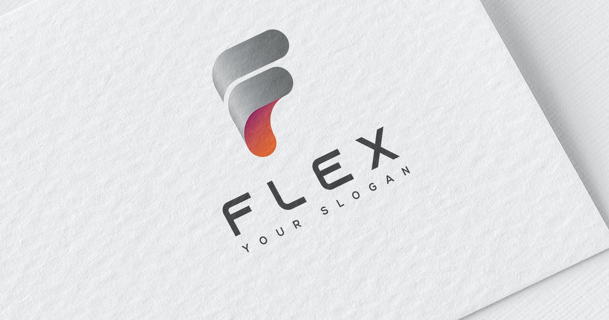Download F Letter Logo Template by MONOGRPH