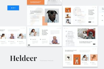 Heldeer - Dog Lover Keynote Presentation