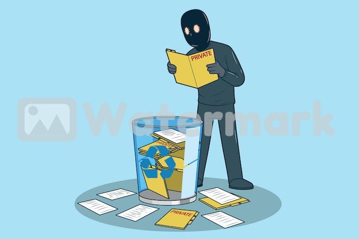 Thumbnail for Ladrón de privacidad