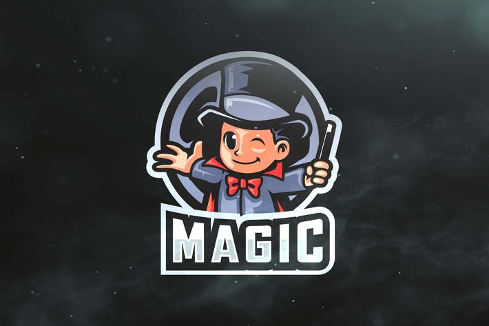 Thumbnail for Magic Sport and Esports Logos