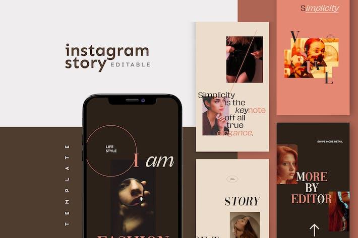Thumbnail for Plantilla de Historia de Instagram