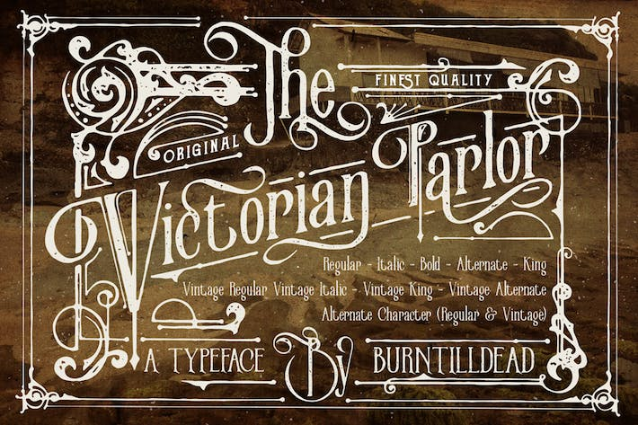 Thumbnail for Victorian Parlor