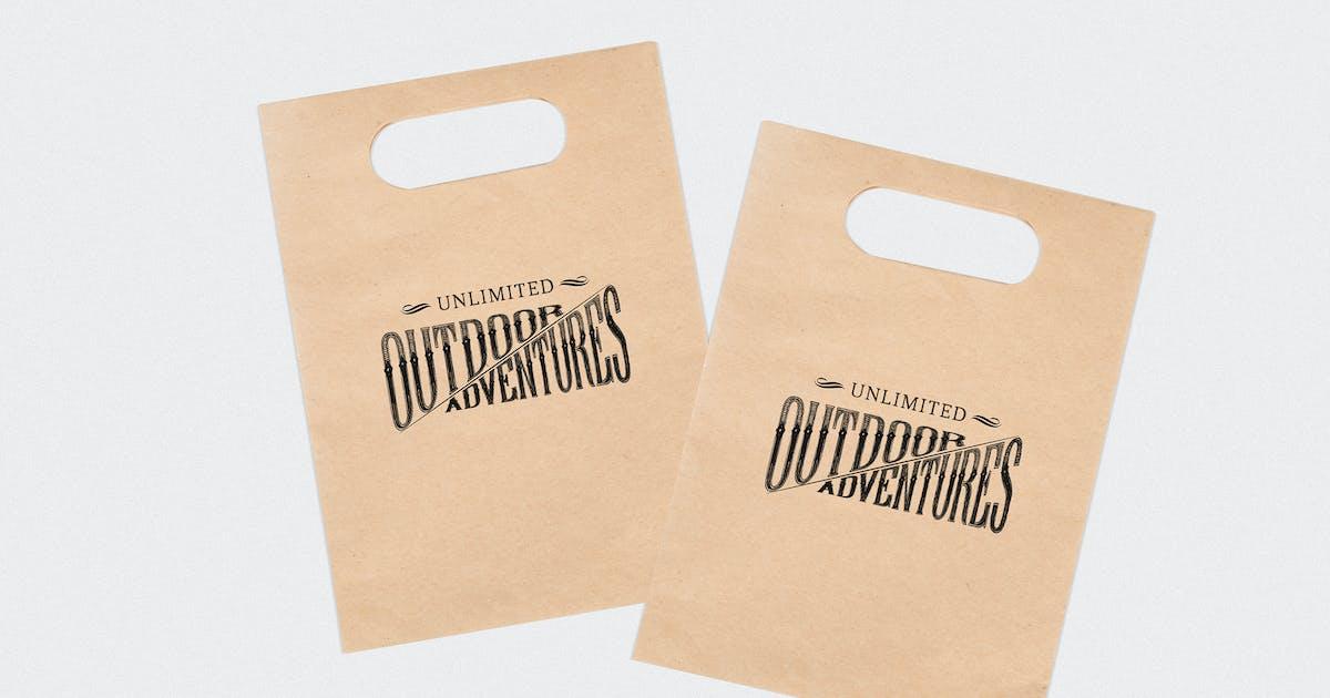 Download Hanging Bag Craft Mock Up by RetroBox