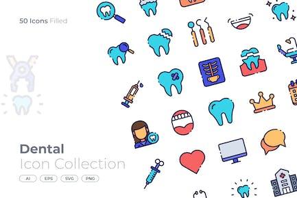 Dental Filled Icon