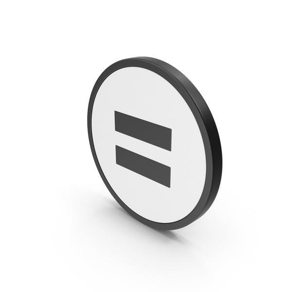 Thumbnail for Icon Equal Symbol