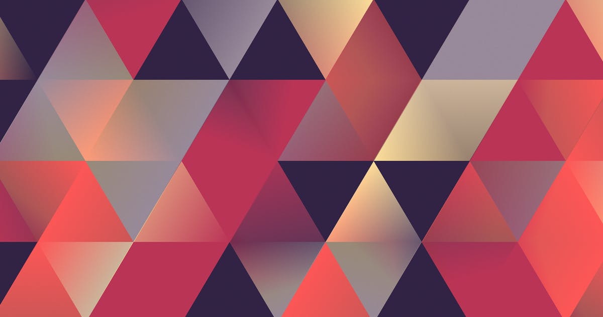 Triangles Backgrounds by devotchkah