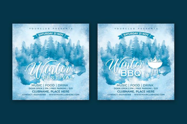 Festival d'hiver BBQ d'hiver