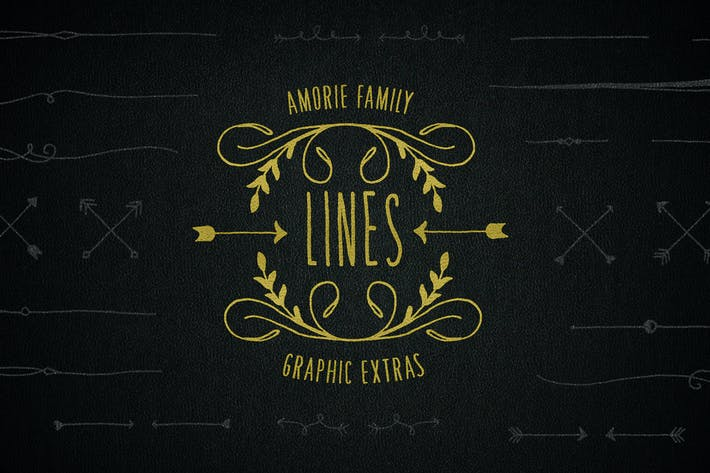 Thumbnail for Graphic Line Elements