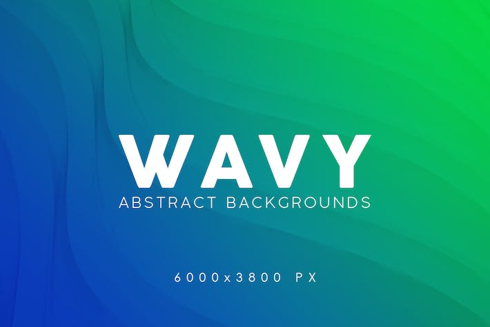 Thumbnail for Wavy Abstract Backgrounds 2