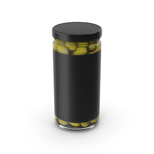Olives Jar