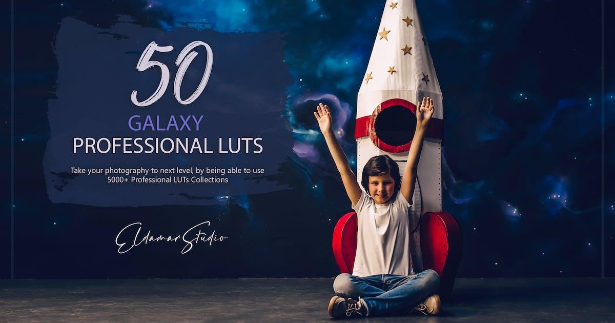 Download 50 Galaxy LUTs Pack by Eldamar_Studio