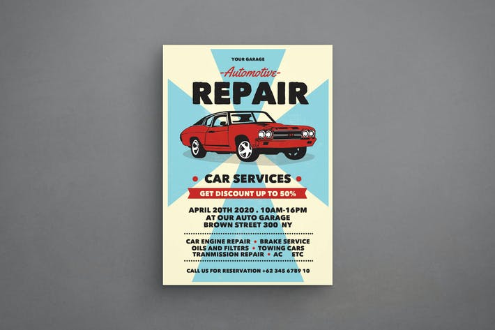 Thumbnail for Auto Repair Service