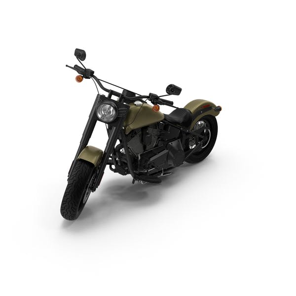 Cover Image for Generic Motorcycle