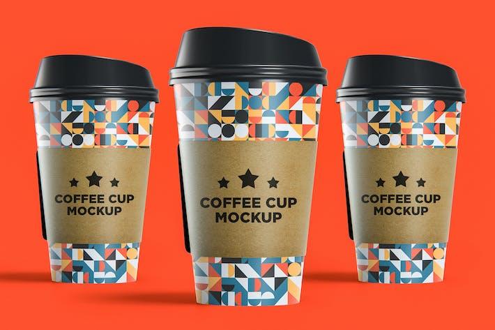 Thumbnail for Kaffeetasse Mockup 004