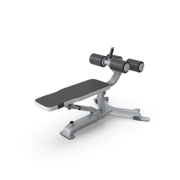 Multi-Workout Ab Bench