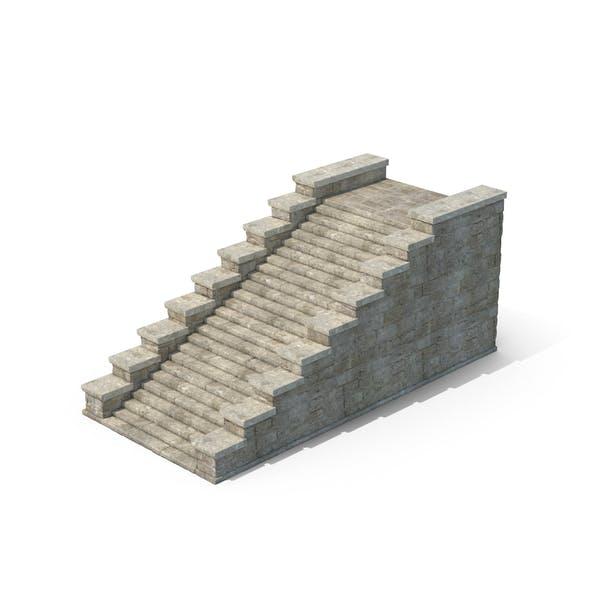 Лестница замка