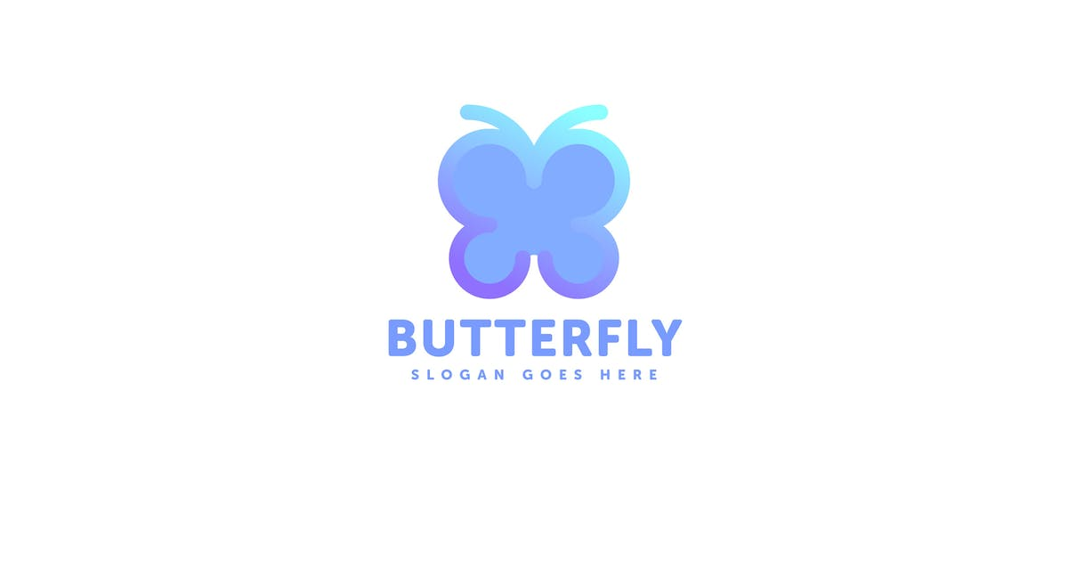 Download Butterfly Logo Template by Pixasquare