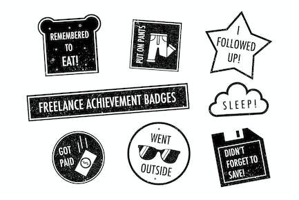 Freelance Badges